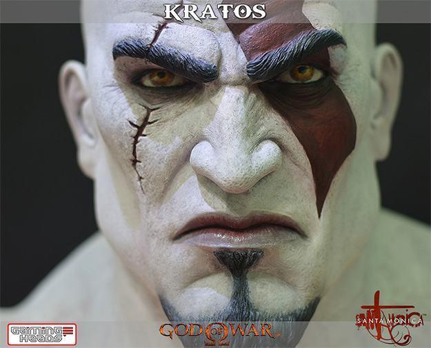 Kratos-Life-Size-Bust-03