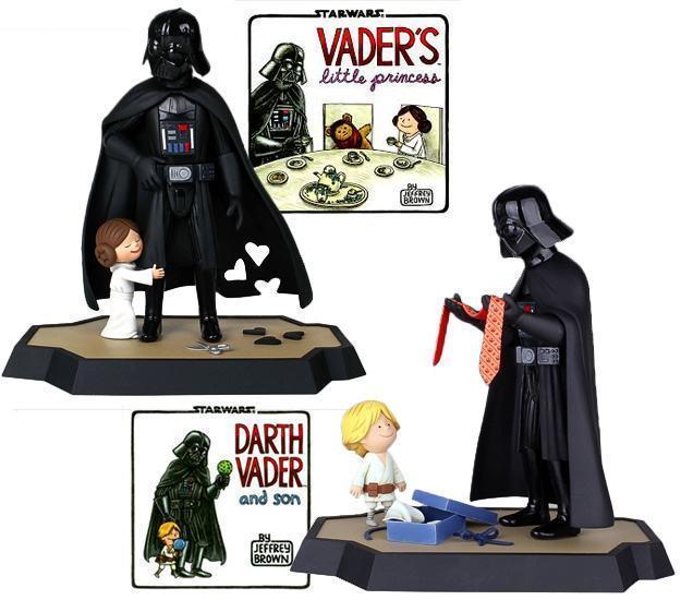 Maquetes-Darth-Vader-and-Son-e-Darth-Vaders-Little-Princess-01