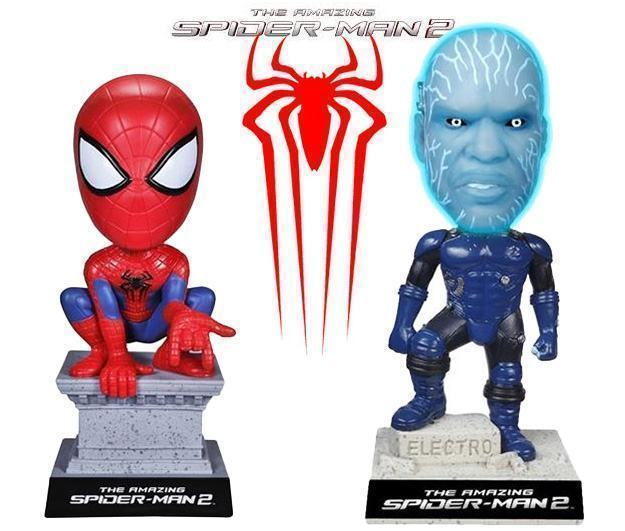 The-Amazing-Spider-Man-2-Bobble-Heads-01