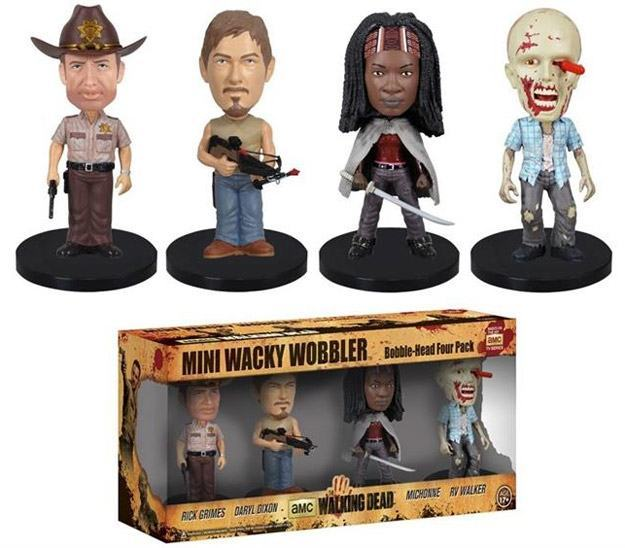The-Walking-Dead-Mini-Wacky-Wobbler-Set-01