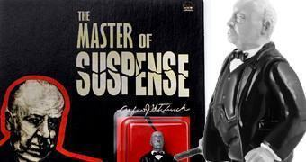 Alfred Hitchcock: The Master of Suspense Bootleg Action Figure