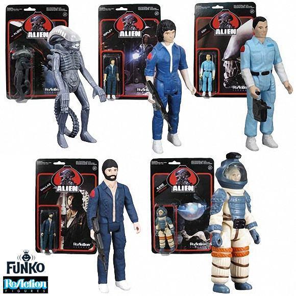 Alien-ReAction-Funko-Action-Figures-Set-01