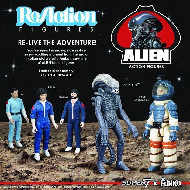 Alien-ReAction-Funko-Action-Figures-Set-02