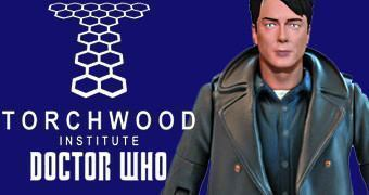 Action Figure Capitão Jack Harkness – Doctor Who e Torchwood