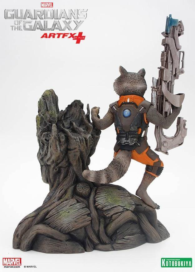 Guardioes-da-Galaxia-Rocket-Raccoon-and-Groot-ArtFX-Plus-05