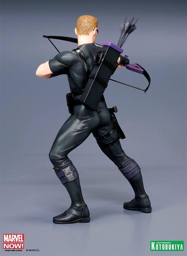 Hawkeye-Avengers-NOW-ArtFX-Statue-06