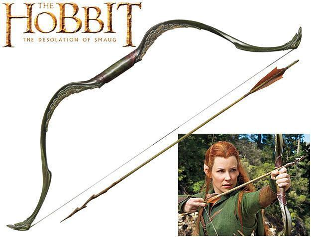 Hobbit-Bow-and-Arrow-of-Tauriel-Prop-Replica-01