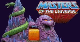 Mestres do Universo: A Montanha da Serpente (Snake Mountain Environment)