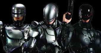 RoboCop 1987 e 2014 – Action Figures Play Arts Kai