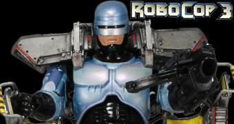Action Figure RoboCop com Jetpack