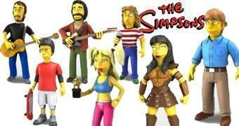 Simpsons Greatest Guest Stars Série 2: The Who, Mark Hamill, Britney Spears, Lucy Lawless e Tony Hawk