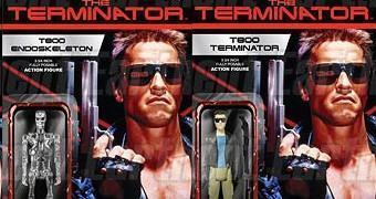 Nova Linha de Action Figures Funko ReAction: O Exterminador do Futuro (Terminator)