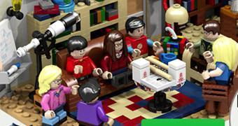 The Big Bang Theory LEGO
