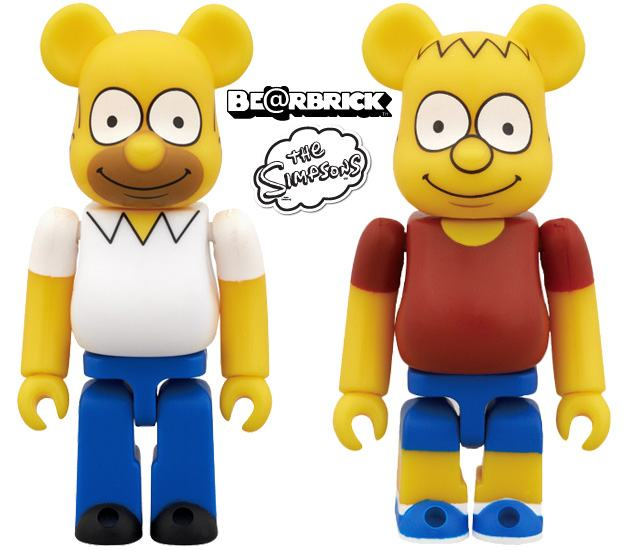 The-Simpsons-Bearbricks-01