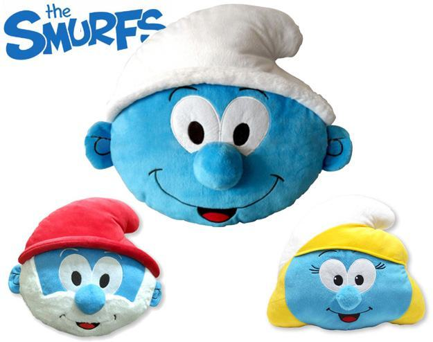 The-Smurfs-Plush-Cushion-01