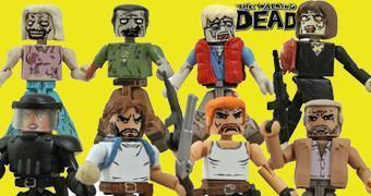 The Walking Dead Minimates Série 5