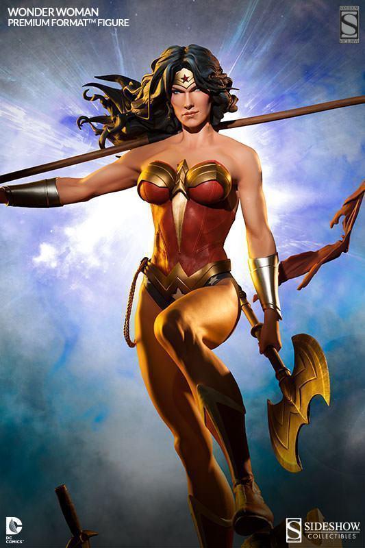 Action Figures: Marvel, DC, etc. Wonder-Woman-Premium-Format-07