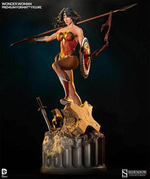 Action Figures: Marvel, DC, etc. Wonder-Woman-Premium-Format-08