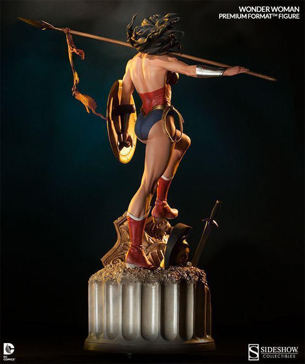 Action Figures: Marvel, DC, etc. Wonder-Woman-Premium-Format-09