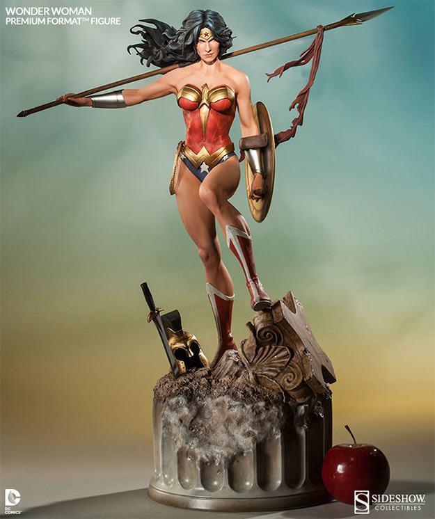 Action Figures: Marvel, DC, etc. Wonder-Woman-Premium-Format-11