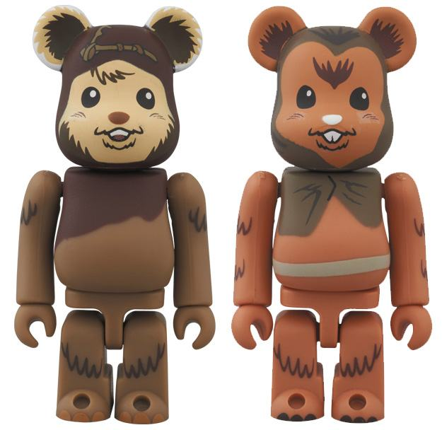 Bearbricks-Star-Wars-Ewoks-02