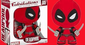 Deadpool Fabrikations Soft Sculpture – Boneco Funko Pelúcia/Vinil