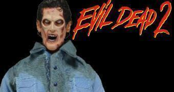 Action Figure Retro Evil Dead 2: Deadite Ash