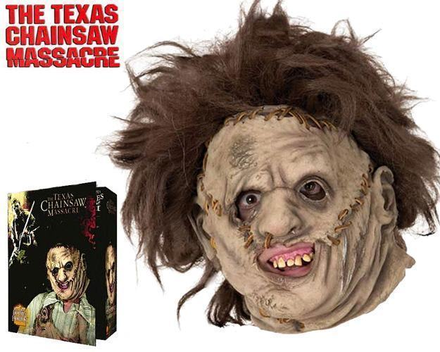 M scaras de terror pennywise leatherface e michael myers for Fotos de mascaras de terror