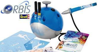 Orbis Airbrush Power Studio, um Incrível Kit de Pintar Revell