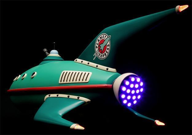 Planet-Express-Ship-Model-Futurama-09