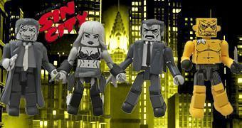 Minimates Sin City – A Cidade do Pecado