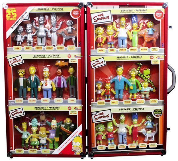 The-Simpsons-Bendable-Poseable-25th-Anniversary-Limited-Edition-Mega-Set-01