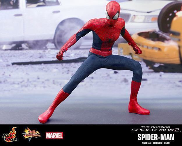 Amazing-Spider-Man-2-Spider-Man-MMS244-Collectible-Figure-01