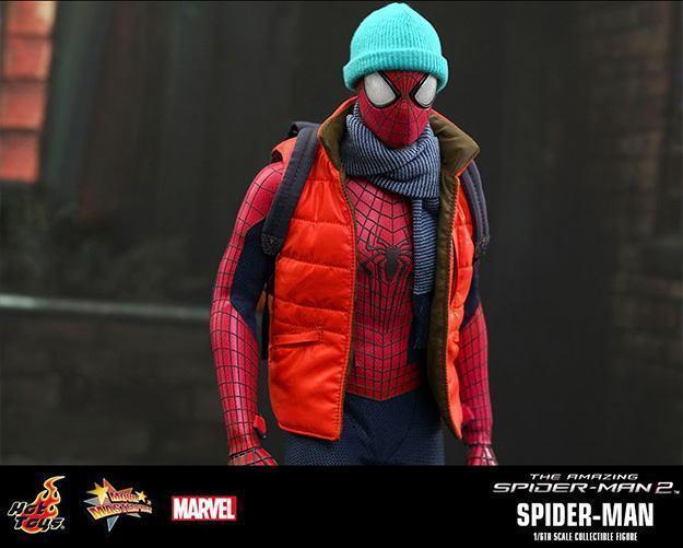 Amazing-Spider-Man-2-Spider-Man-MMS244-Collectible-Figure-02