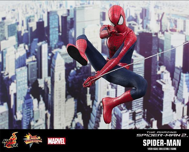 Amazing-Spider-Man-2-Spider-Man-MMS244-Collectible-Figure-03