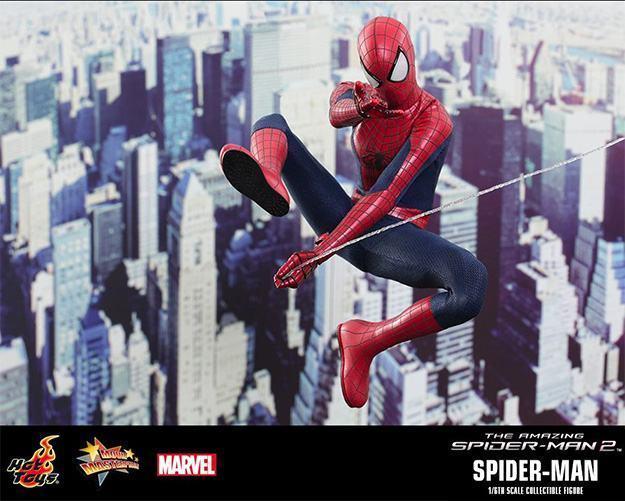 Amazing-Spider-Man-2-Spider-Man-MMS244-Collectible-Figure-03