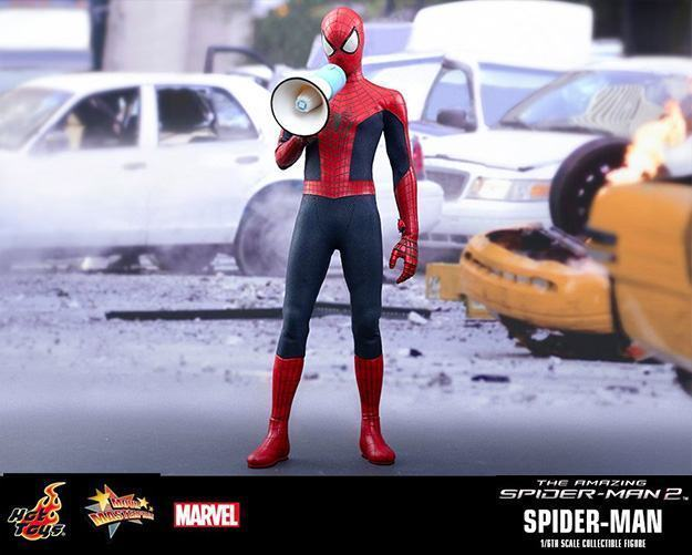 Amazing-Spider-Man-2-Spider-Man-MMS244-Collectible-Figure-04