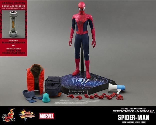 Amazing-Spider-Man-2-Spider-Man-MMS244-Collectible-Figure-09