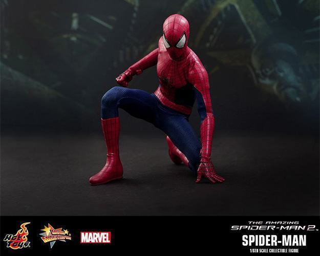 Amazing-Spider-Man-2-Spider-Man-MMS244-Collectible-Figure-13