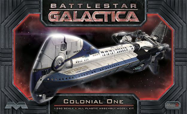Battlestar-Galactica-Colonial-One-plastic-model-kit-01