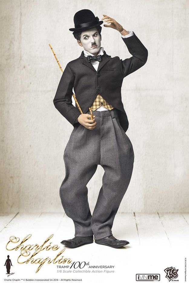 Charlie-Chaplin-TRAMP-100th-Anniversary-Action-Figure-06