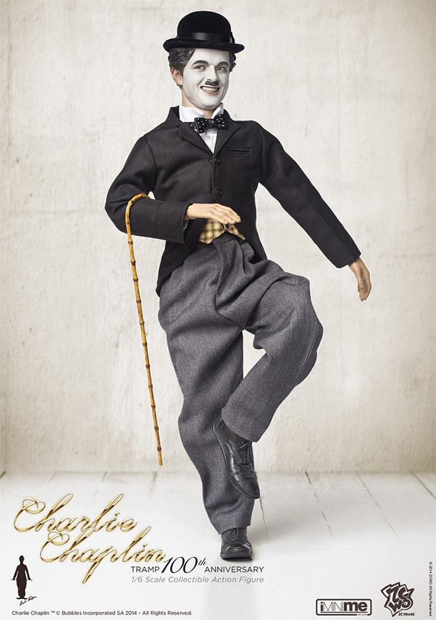 Charlie-Chaplin-TRAMP-100th-Anniversary-Action-Figure-09