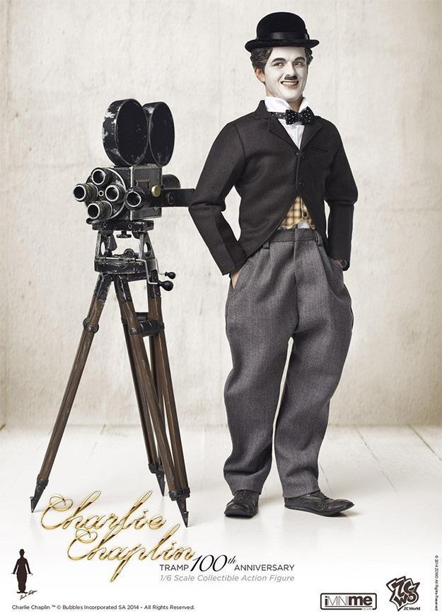Charlie-Chaplin-TRAMP-100th-Anniversary-Action-Figure-10
