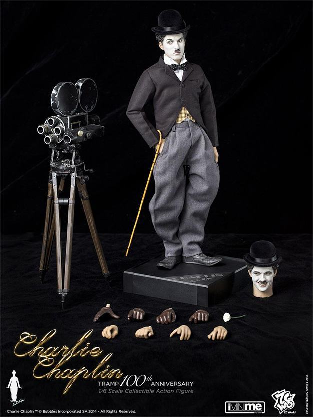 Charlie-Chaplin-TRAMP-100th-Anniversary-Action-Figure-12