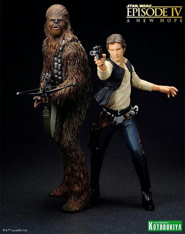 Han-Solo-e-Chewbacca-A-New-Hope-ArtFX-Estatuas-01