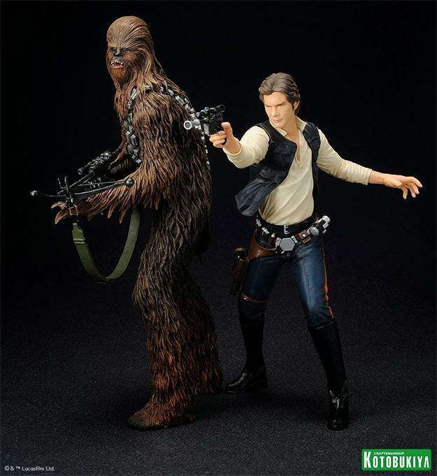 Han-Solo-e-Chewbacca-A-New-Hope-ArtFX-Estatuas-02