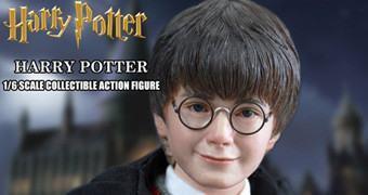 Action Figure Perfeita Harry Potter Criança no Filme Harry Potter e a Pedra Filosofal
