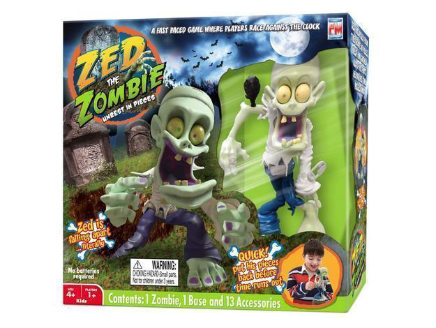 Jogo-Zed-the-Zombie-Unrest-in-Pieces-04