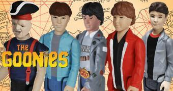 Action Figures Funko ReAction: Os Goonies