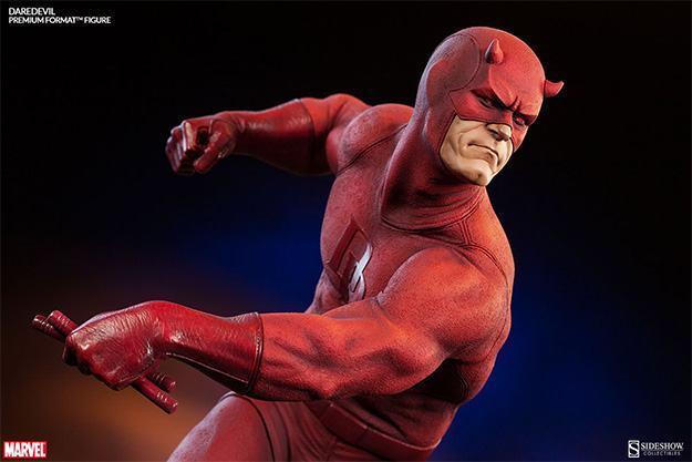 Action Figures: Marvel, DC, etc. Daredevil-Premium-Format-Figure-10